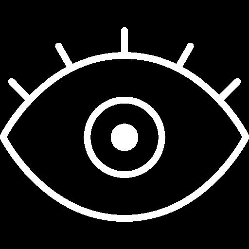 magikeduk oeil icone blanc